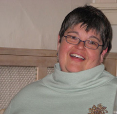 Photo of Deb Vandenbroucke, web designer in Madison, WI