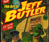 Home page image links super hero comic artist website