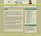 Design Image links to career coaching site site