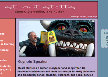 Stuart Stotts author, musician, keynote speaker, trainer