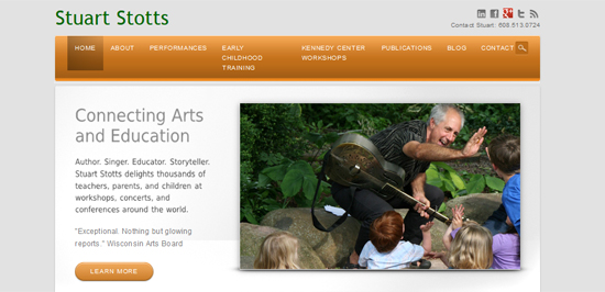 Stuart Stotts ~ EarlyChildhood Education