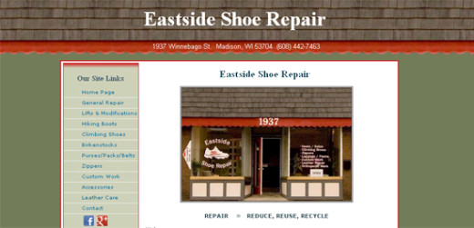 Eastside Shoe Repair