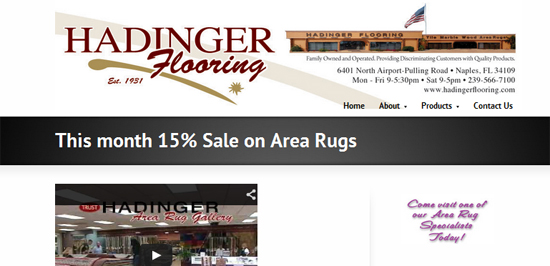 Hadinger Flooring ~ Florida