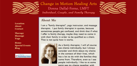 Change in Motion Healing Arts ~ Syracuse, NY