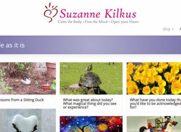 Suzanne Kilkus personal blog - zen