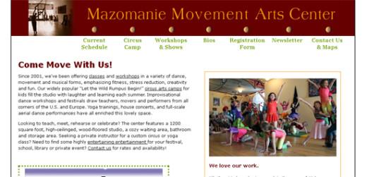Marcia Miquelon ~ Mazomanie Movement Arts Center