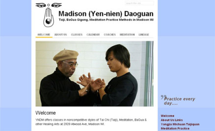 Madison Daoguan ~ Taiji, Meditation, and other healing arts