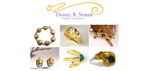 Website for a Jeweler who does beautiful work