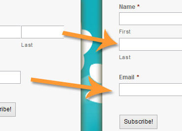 Gravity Form Name fields are squished in sidebar widget