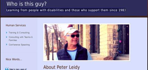 Peter Leidy ~ Keynote Speaker