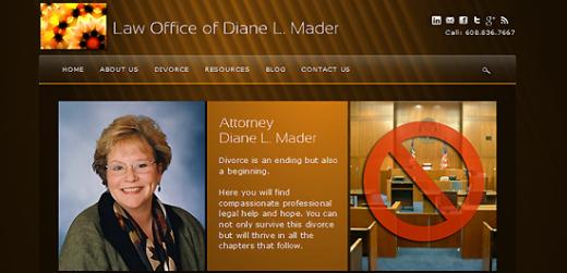 Diane Mader ~ Collaborative Divorce Lawyer