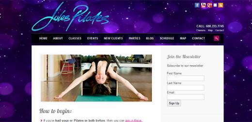 Jules Wolf Pilates