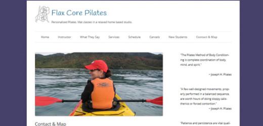 Lisa Flax ~ Flax Core Pilates