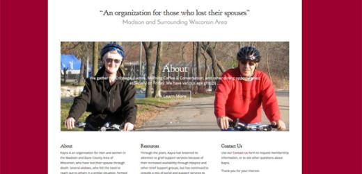 WordPress new responsive site design for Kayra Group