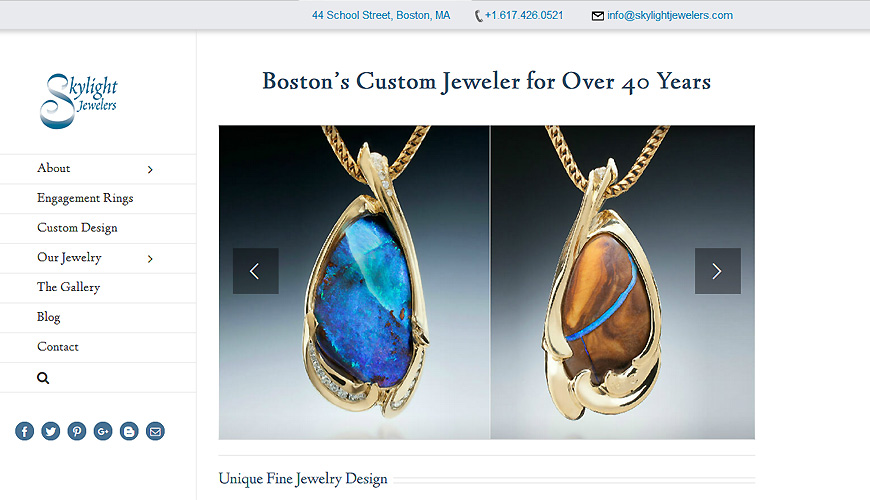jewelry websites